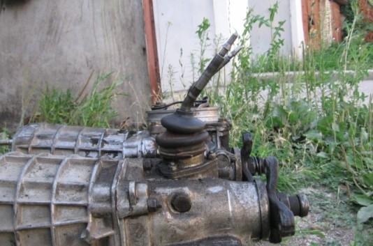 установка фиатовской кпп ваз 2106